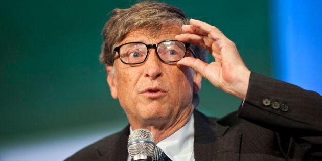 Bill Gates compra un 6% de FCC por 113,5 millones y se convierte en su segundo