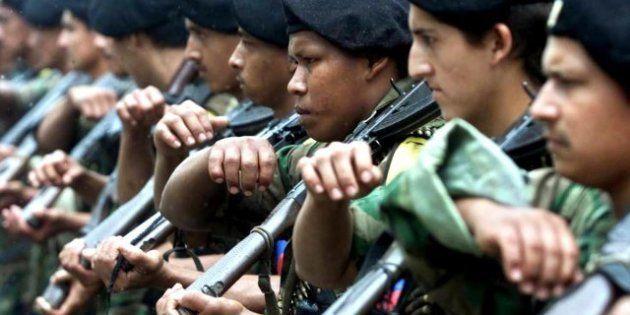 Las FARC anuncian una tregua unilateral de dos