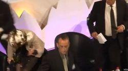 Piden 5 años de cárcel por este tartazo a la presidenta de Navarra