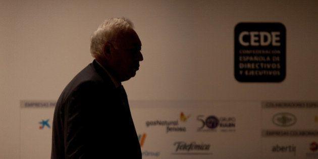 Margallo admite la posibilidad de que se podría suspender la autonomía