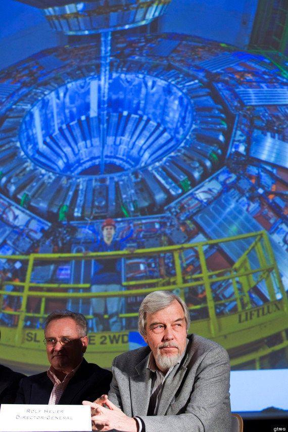 Rolf Heuer, director del CERN: