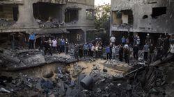 Ya son 100 los muertos en Gaza en cinco días de terror