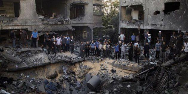Ataque de Israel a Gaza: Un centenar de muertos en cinco días