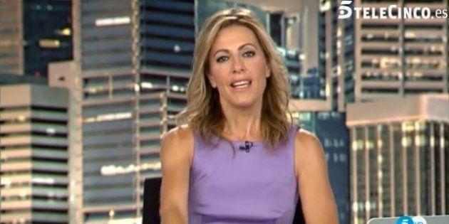 El detalle en la presentadora de Telecinco que no apreciaste en