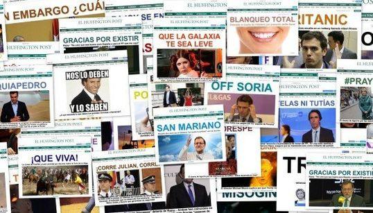 Las portadas de 'El Huffington Post' que más os gustaron en
