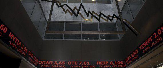 La bolsa de Tokio cae más de un 5% arrastrada por el resto de