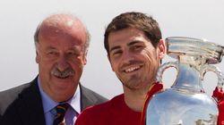 Del Bosque, sobre Iker Casillas: