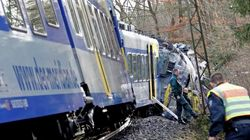 Al menos nueve muertos y más de 150 heridos en una colisión de trenes en