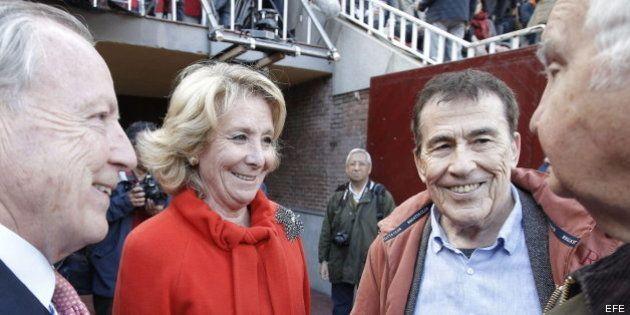 Aguirre pide a Wert que no ceje en su lucha para recuperar el castellano contra la