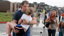 Las imágenes del desastre de Oklahoma (FOTOS,