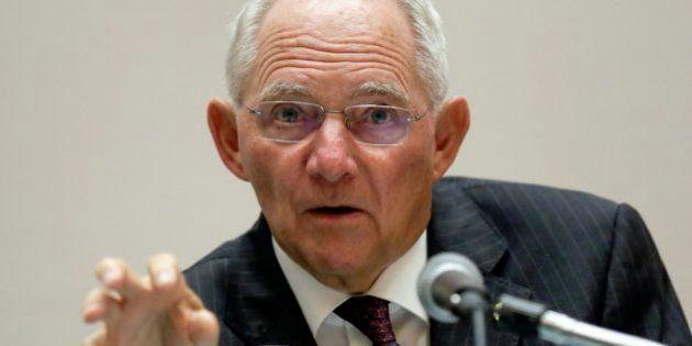 Schäuble insiste en que las reglas europeas sobre el déficit deben ser