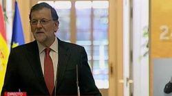 La 'mejor' declaración de Rajoy en su balance del