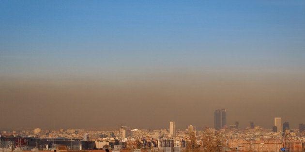 Un informe afirma que 44,1 millones de españoles respira aire