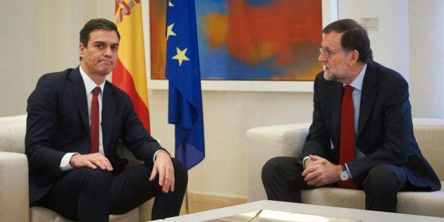 Rajoy se reunirá con Pedro Sánchez el viernes en el