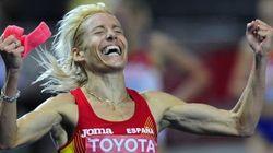 La IAAF expedienta a Marta Domínguez por