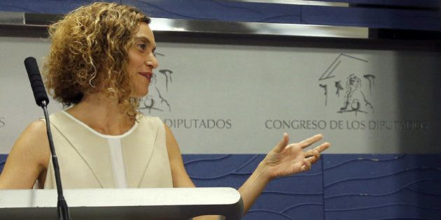 La gestora castiga a Meritxell Batet, Susana Sumelzo y Sofía
