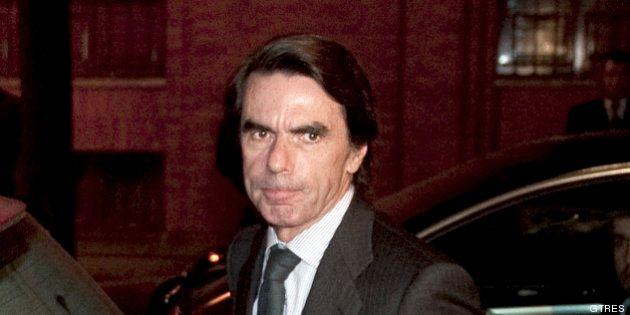 La vida de Aznar tras La Moncloa: consejos de administración, FAES y conferencias