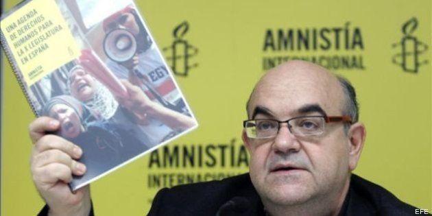 Amnistía Internacional denuncia que impedir los escraches viola los derechos