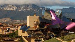 FOTOS: las otras obras de Frank Gehry en España (más allá del
