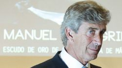 Pellegrini anuncia que deja el Málaga a final de
