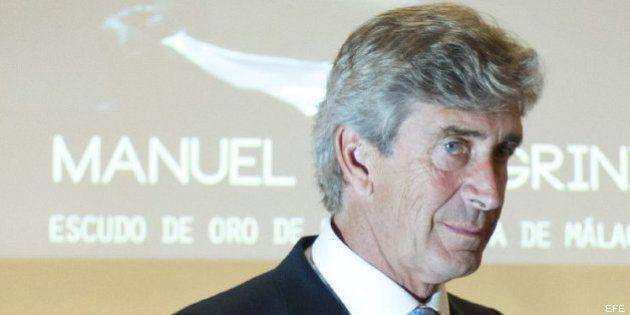 Manuel Pellegrini anuncia que deja el Málaga a final de