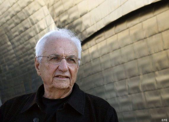 Frank Gehry, Premio Príncipe de Asturias: el Guggenheim y sus otras obras en España