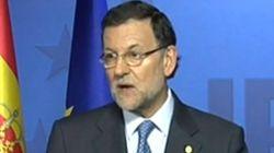 Rajoy esquiva todas las preguntas sobre Aznar
