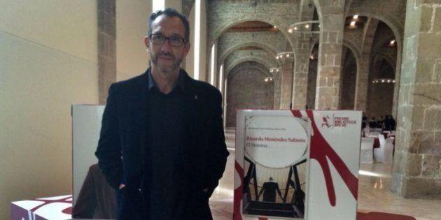 Ricardo Menéndez Salmón gana el premio Biblioteca Breve con la novela 'El