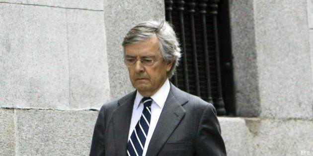 Jorge Trías ratifica ante el juez la existencia de una 'contabilidad B' en el