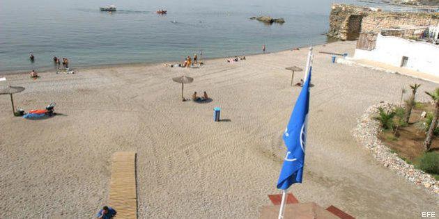 Récord de playas con bandera