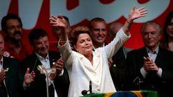 Rousseff, reelegida presidenta de Brasil en las elecciones más reñidas de la