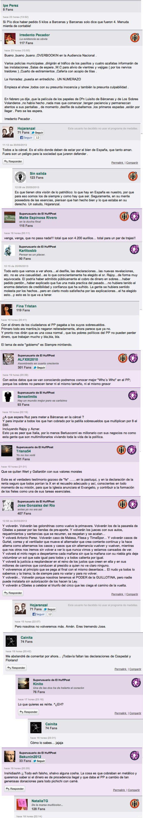 La Comunidad de ElHuffPost opina: los comentarios de la semana del 18 al 23 de
