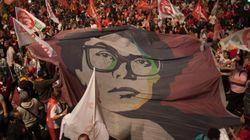 La victoria de Rousseff en 9