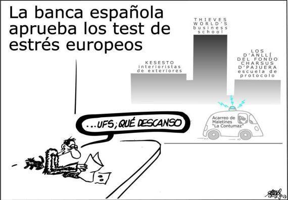 Revista de prensa 27-10-14: acreditados bancos sin