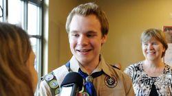 Boy Scouts gays en EEUU: niños sí, monitores