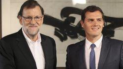 Rajoy traslada a Rivera que someterá a votación las condiciones en la Ejecutiva Nacional del