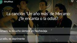 La canción 'Un año más' de Mecano: ¿Te gusta o la odias?