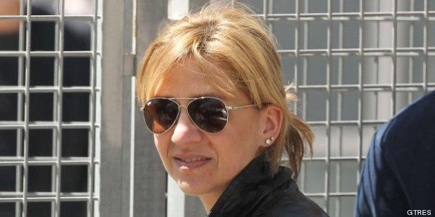 El juez Castro acuerda investigar a la infanta Cristina por delitos contra la Hacienda