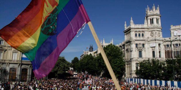 Desfile del Orgullo Gay 2013 en Madrid: nuevo recorrido sin pasar por Gran