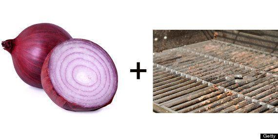 Once alimentos que a la vez son productos de limpieza