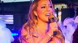 La prueba de que para Mariah Carey el 2017 ha empezado muy