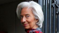 Christine Lagarde se libra de ser imputada en el 'caso