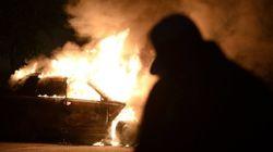 Los disturbios en Estocolmo se extienden a otras ciudades