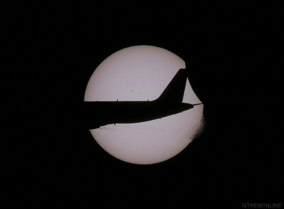 Las mejores fotos del eclipse total de Sol que se vio en