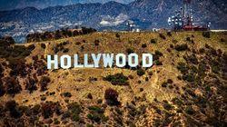 Alguien ha cambiado el cartel de Hollywood por