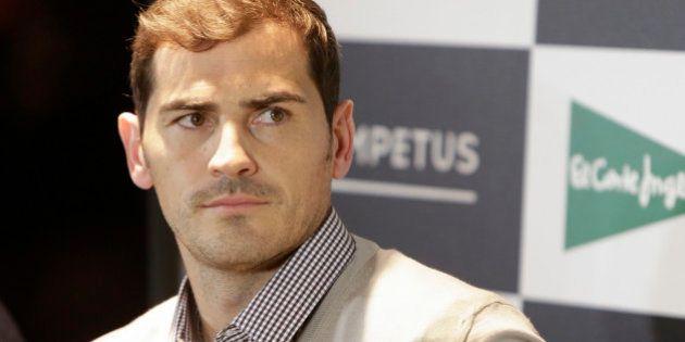 Casillas se pica en Twitter y se lleva este tremendo