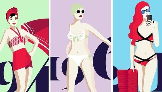 El bikini cumple 70 años