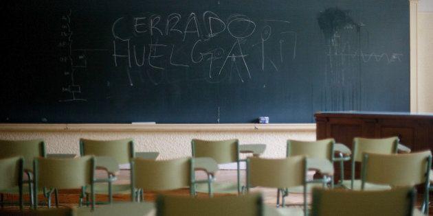 Nueva huelga estudiantil contra los recortes y las políticas de