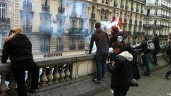 Miembros de extrema derecha 'ocupan' la sede del Partido Socialista