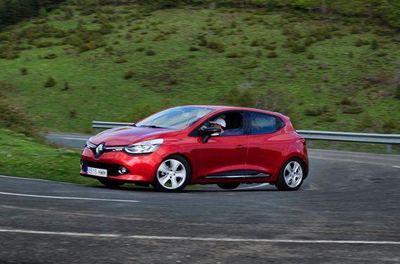Contacto: Renault Clio dCi